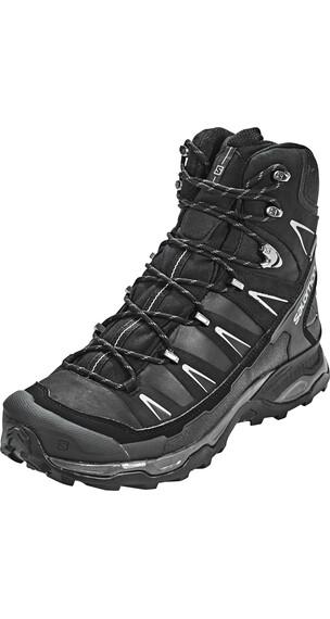 Salomon X Ultra Trek GTX Trekking Shoes Men Black/Black/Autobahn